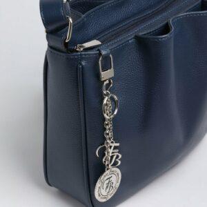 Уникальная синяя женская сумка FBR-2903 236172