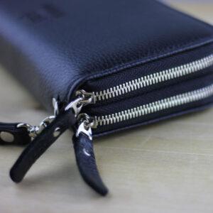 Деловая черная мужская сумка для мобильного телефона BRL-19832 234429