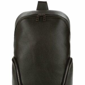 Функциональный желтовато-зелёный женский рюкзак FBR-1630