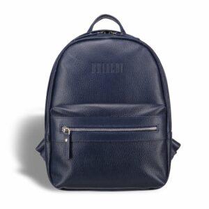 Солидная синяя женская сумка BRL-17483 234338