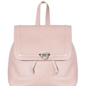 Солидный розовый женский рюкзак FBR-1483