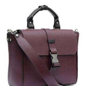 Уникальная бордовая женская сумка FBR-2452 236436
