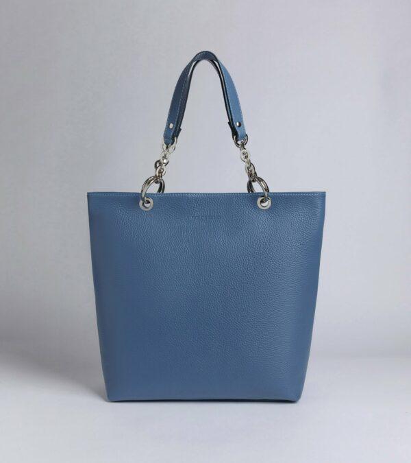 Уникальная синяя женская сумка FBR-2888