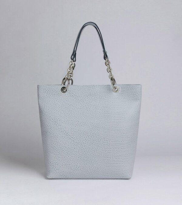 Неповторимая голубая женская сумка FBR-2889