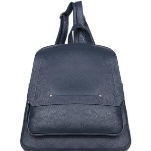 Стильный синий женский рюкзак FBR-1851