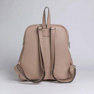 Деловой бежевый женский рюкзак FBR-2887 236573