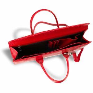 Деловая красная женская деловая сумка BRL-3414 233648