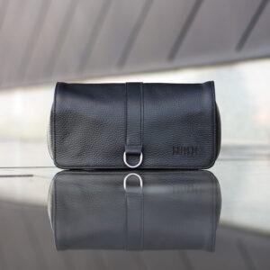 Кожаный черный мужской аксессуар BRL-23312 235085