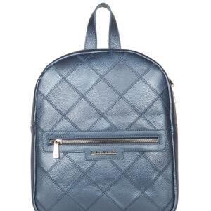 Удобный синий женский рюкзак FBR-655