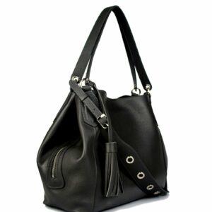 Неповторимая черная женская сумка FBR-2350 235965