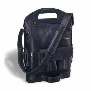 Стильный синий мужской рюкзак BRL-7398