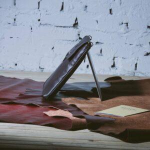 Неповторимая коричневая мужская сумка для документов BRL-132 233326