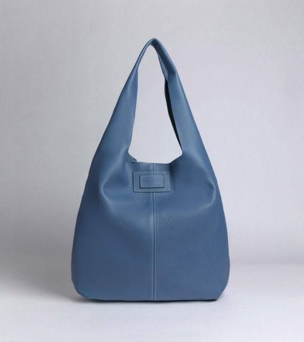 Удобная синяя женская сумка FBR-2662
