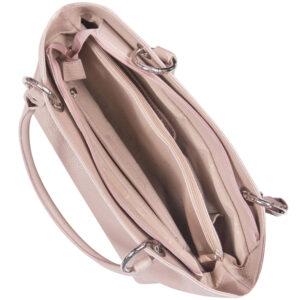 Вместительная розовая женская сумка FBR-1213 233146