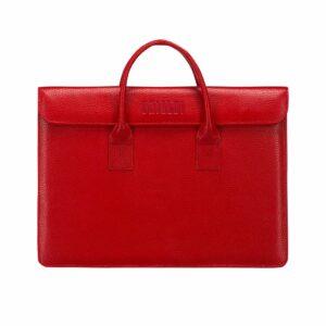 Деловая красная женская деловая сумка BRL-3414 233645