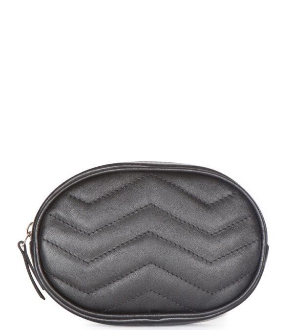 Уникальная черная женская сумка FBR-1224