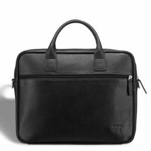 Деловая черная мужская сумка для документов BRL-12997 234154