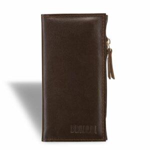 Уникальный коричневый мужской бумажник BRL-8451 233816