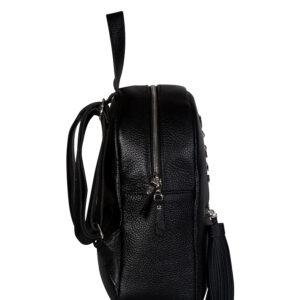 Уникальный черный женский рюкзак FBR-1166 233284