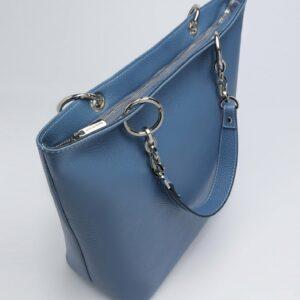 Уникальная синяя женская сумка FBR-2888 236137