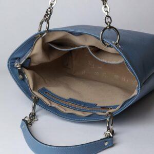Уникальная синяя женская сумка FBR-2888 236138