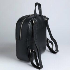 Уникальный черный женский рюкзак FBR-1166 233285