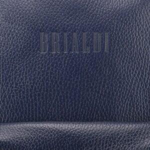 Солидная синяя женская сумка BRL-17483 234363
