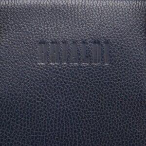 Функциональная синяя мужская сумка для документов BRL-23146 235037