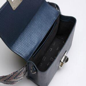 Деловая синяя женская сумка FBR-2905 236185