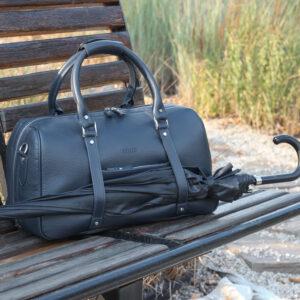 Удобная синяя сумка спортивная BRL-23332 235288