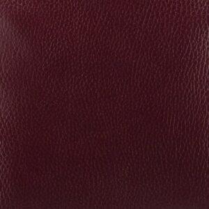 Кожаная бордовая женская сумка BRL-17486 234383
