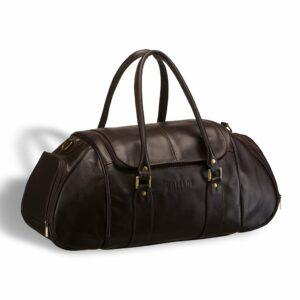 Уникальная коричневая дорожная сумка BRL-7407