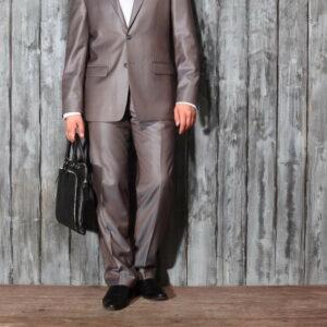 Функциональная черная мужская сумка для документов BRL-779 233450