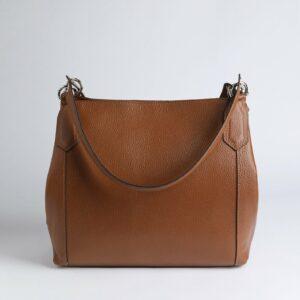 Модная коричневая женская сумка FBR-2783 236077
