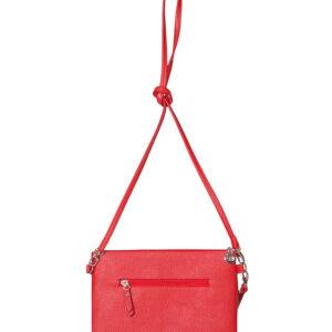 Функциональная красная женская сумка FBR-1428 233181