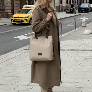 Модная серая женская сумка FBR-2690 236044