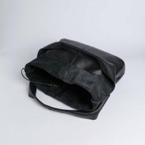 Вместительная черная женская сумка FBR-2892 236148