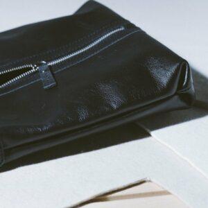 Удобная черная мужская сумка для документов BRL-1021 233494