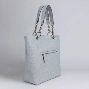 Неповторимая голубая женская сумка FBR-2889 236140