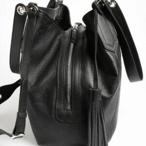 Неповторимая черная женская сумка FBR-2350 235973