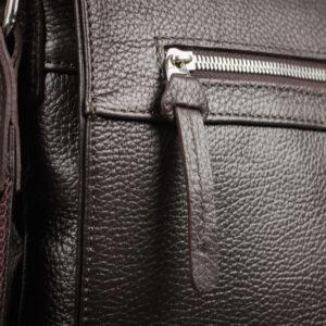 Неповторимая коричневая мужская сумка для документов BRL-11724 233900