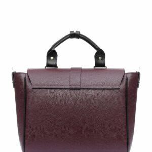 Уникальная бордовая женская сумка FBR-2452 236437