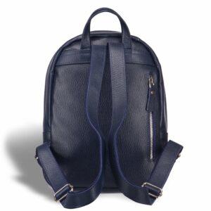 Солидная синяя женская сумка BRL-17483 234342