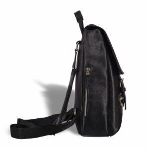 Модный черный мужской рюкзак BRL-17455 234291