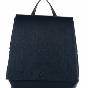 Удобный синий женский рюкзак FBR-1549