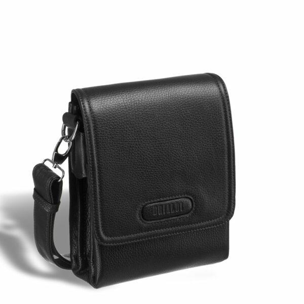 Деловая черная мужская сумка BRL-12991