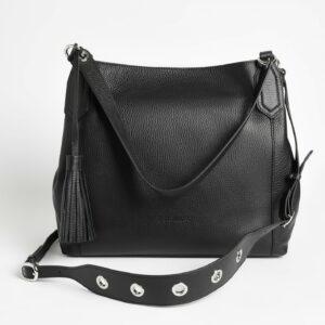 Неповторимая черная женская сумка FBR-2350