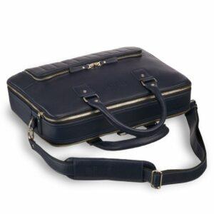 Модная синяя мужская сумка трансформер BRL-23168 235160