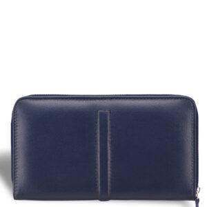 Кожаная синяя мужская сумка для мобильного телефона BRL-19827 234407