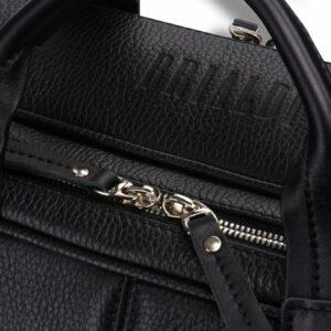Уникальная черная мужская сумка BRL-23116 234939